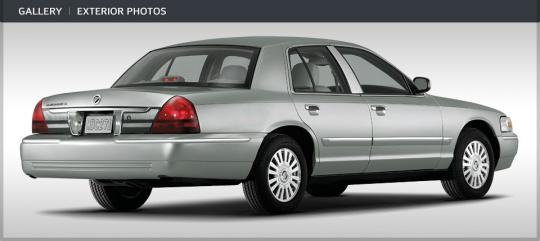 2008 Mercury Grand Marquis Vin 2mefm75v08x658053 Autodetective Com