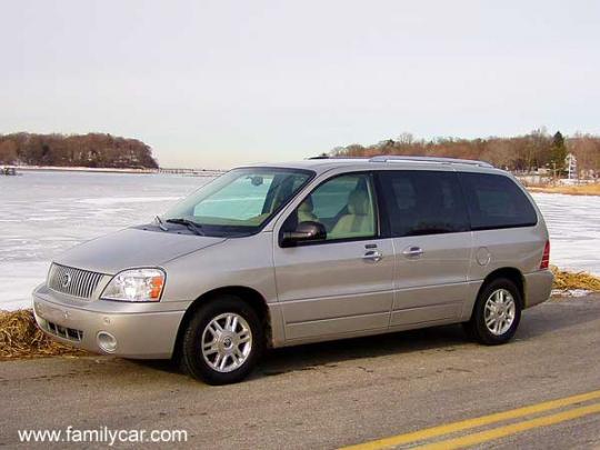 2004 mercury monterey transmission recall