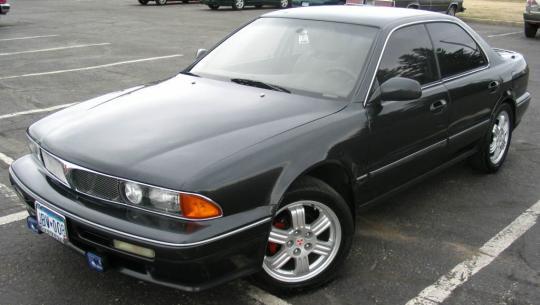 1994 Mitsubishi Diamante Photo 1