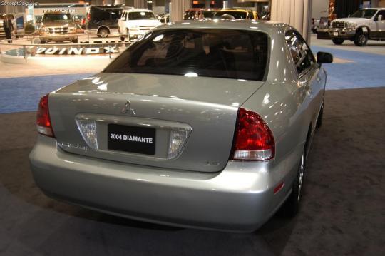 2003 Mitsubishi Diamante Vin 6mmap67px3t009111