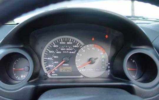 2004 Mitsubishi Eclipse Spyder Vin 4a3ae45g54e052281