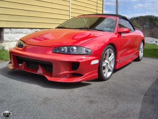 1998 Mitsubishi Eclipse Vin 4a3ak34y5we027901