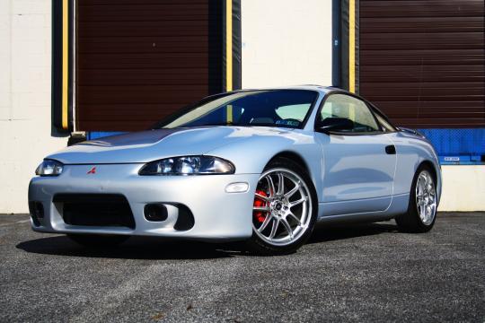 1999 mitsubishi eclipse vin 4a3ak44yxxe090161 for Mitsubishi motors north america inc
