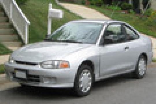 2000 Mitsubishi Mirage