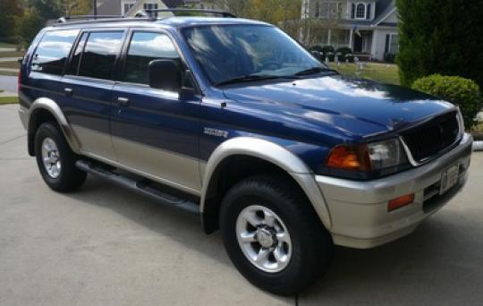 Buy Full Report. Year: 1999. Make: Mitsubishi. Model: Montero Sport