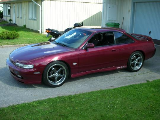 1996 Nissan 200SX - Information and photos - MOMENTcar