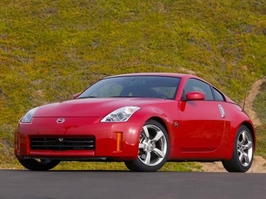 2007 Nissan 350Z Photo 1