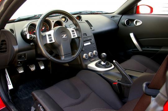 2004 nissan 350z interior. photos u0026 videos interior 2004 nissan 350z