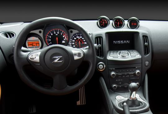 2011 Nissan 370z Vin Jn1az4eh4bm550364 Autodetective Com