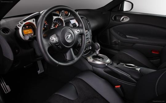 2013 Nissan 370z Vin Jn1az4fh9dm830167 Fuse Box Location