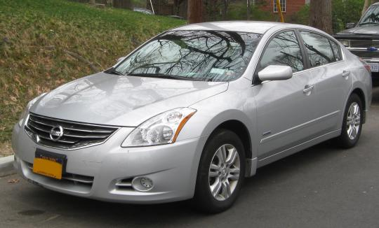 2012 Nissan Altima Photo 1