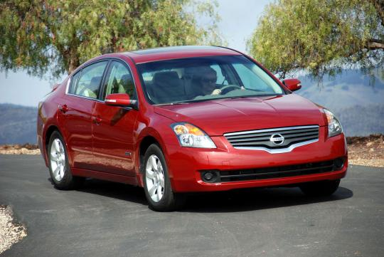 2013 Nissan Altima Photo 1