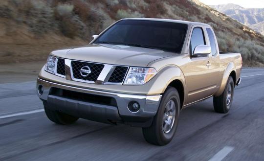 2008 Nissan Frontier Photo 1