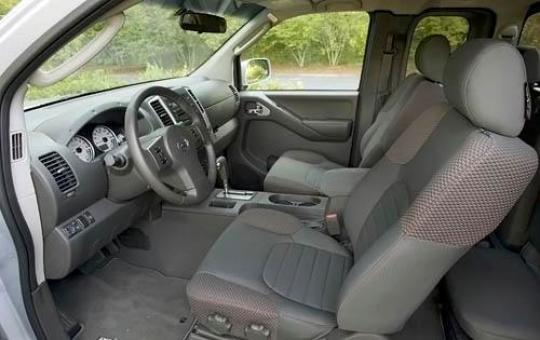 2009 Nissan Frontier Vin 1n6ad07u79c426407 Autodetective