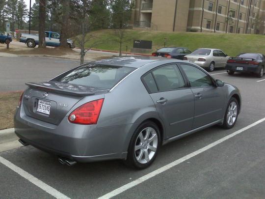 2008 Nissan Maxima Vin 1n4ba41e78c815898