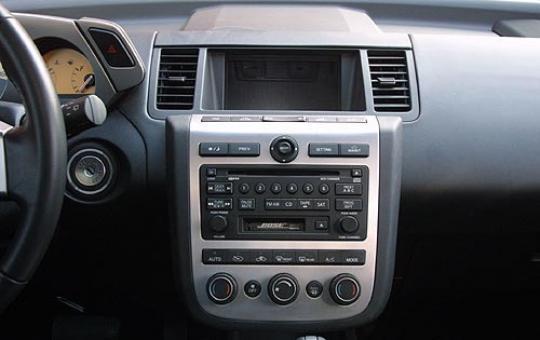 2003 Nissan Murano Vin Jn8az08wx3w225745