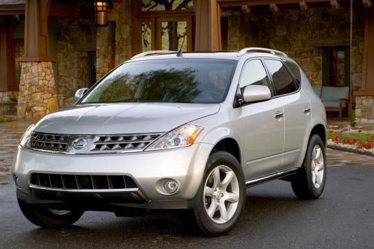 2007 Nissan Murano Photo 1