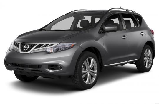 2013 Nissan Murano Photo 1