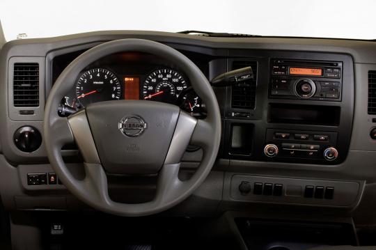 2012 Nissan Nv Passenger Vin 5bzaf0aa3cn200825