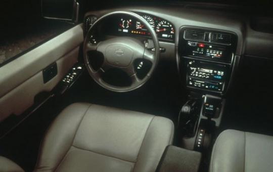 1995 Nissan Pathfinder Vin Jn8hd17y8sw020767