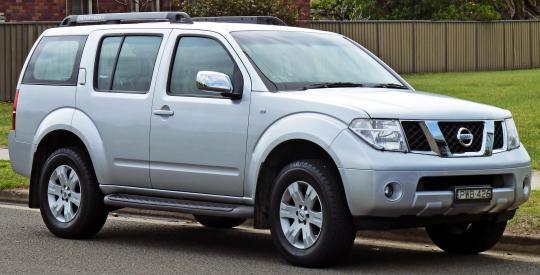 2007 Nissan Pathfinder Vin 5n1ar18w67c618386 07 Trailer Wiring