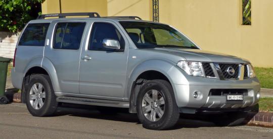 2007 Nissan Pathfinder Vin 5n1ar18w57c626771 07 Trailer Wiring