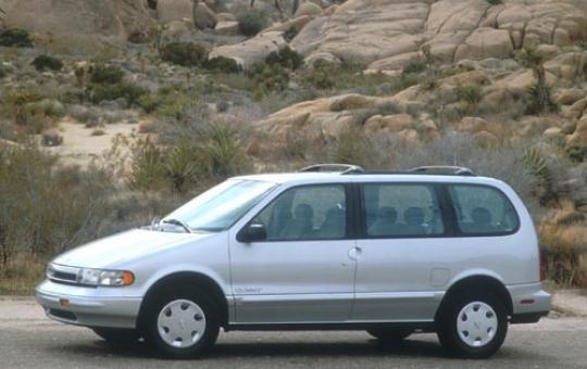 1994 nissan quest xe vin check, specs \u0026 recalls autodetective1994 nissan quest xe exterior