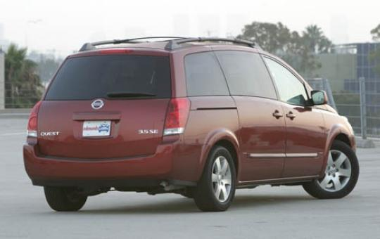 05 nissan quest recalls. Black Bedroom Furniture Sets. Home Design Ideas