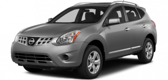 2014 Nissan Rogue Select Photo 1