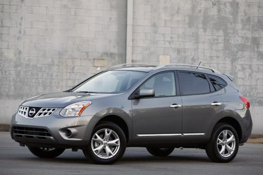 2011 Nissan Rogue S 2WD Photo 1