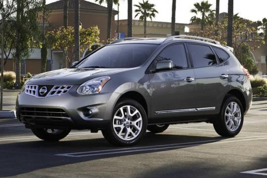 2013 Nissan Rogue Photo 1
