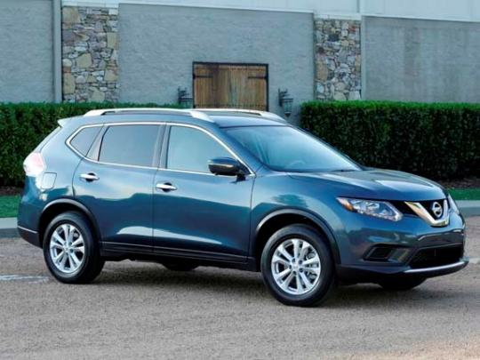 2016 Nissan Rogue Photo 1