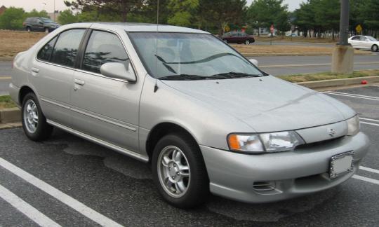 1999 Nissan Sentra Vin 3n1ab41d3xl110550 border=