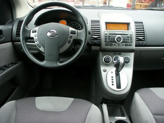 2008 Nissan Sentra Tire Size | Autos Post