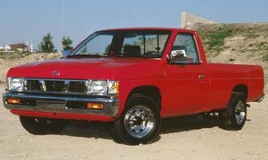 1991 Nissan Truck