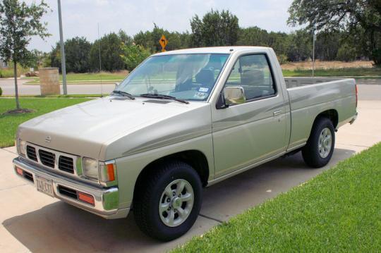 1997 Nissan Truck Vin 1n6sd16y8vc368381 Autodetective Com