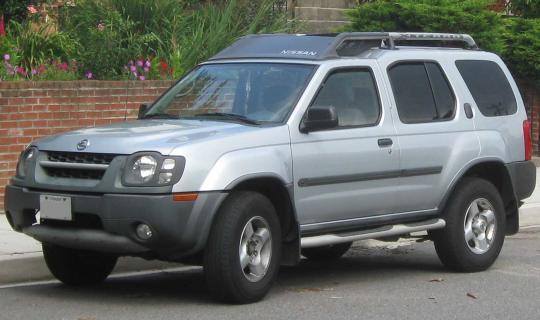 2004 Nissan Xterra Photo 1