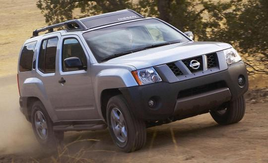 2008 nissan xterra vin 5n1an08w08c507212. Black Bedroom Furniture Sets. Home Design Ideas