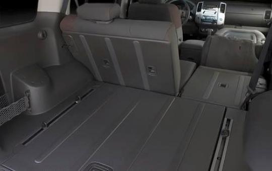 2009 Nissan Xterra Vin 5n1an08w99c514693 Autodetective