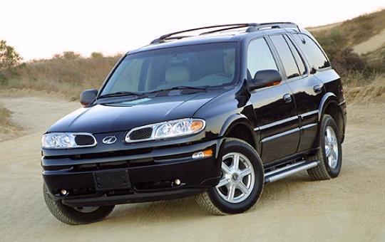 2002 Oldsmobile Bravada Photo 1