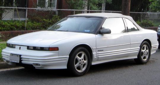 1991 Oldsmobile Cutlass Supreme Photo 1
