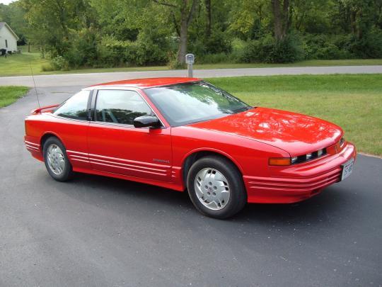 1993 Oldsmobile Cutlass Supreme Photo 1
