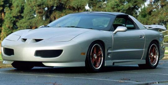 2000 Pontiac Firebird Photo 1