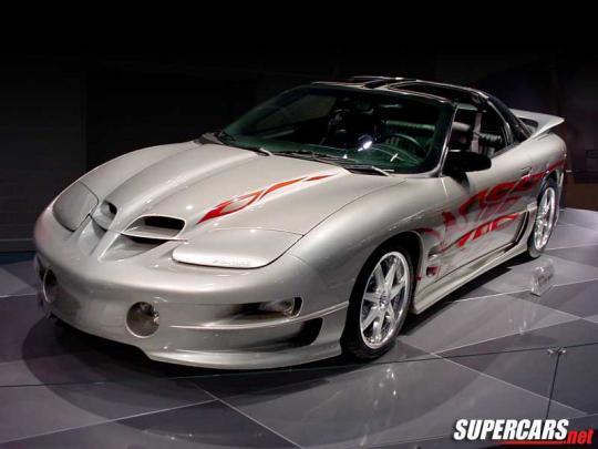 2001 Pontiac Firebird Photo 1