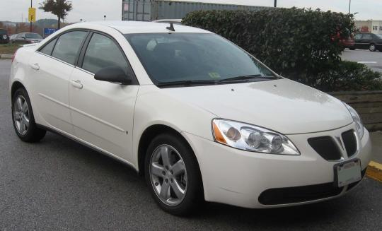 2006 Pontiac G6 Photo 1