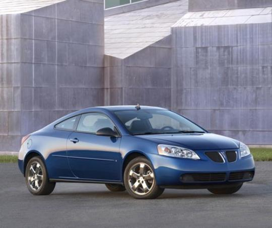 2008 Pontiac G6 Photo 1