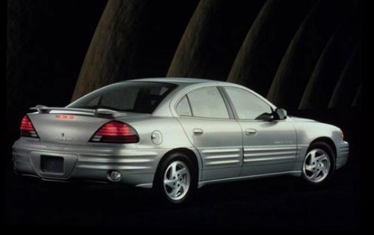 2001 pontiac grand am service manual