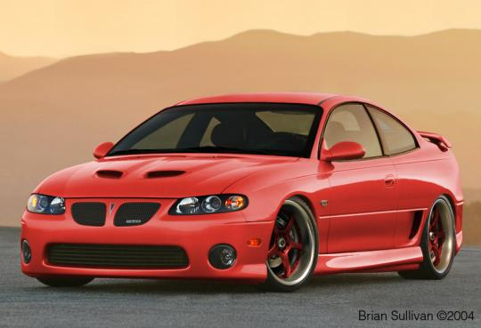 2004 Pontiac GTO Photo 1