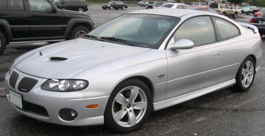2006 Pontiac GTO - VIN: 6G2VX12U56L568184 - AutoDetective.com