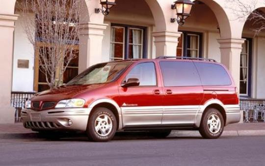 2004 Pontiac Montana 1sa Exterior